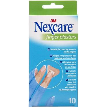 Image of   3m nexcare finger plaster 10 stk