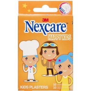 Image of   3m nexcare happy kids professional 20 plasterst