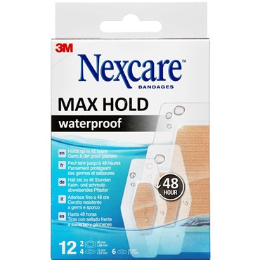 3m nexcare max hold Medicinsk udstyr 12 stass thumbnail