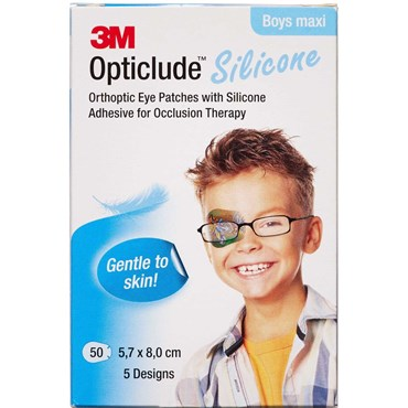 3m opticlude skeleplaster boy 1 stk thumbnail