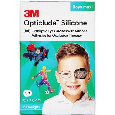 3m opticlude skeleplaster boy Medicinsk udstyr 50 maxist thumbnail