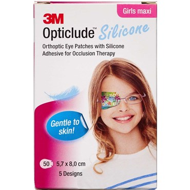 3m opticlude skeleplaster girl 1 stk thumbnail