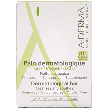 Image of   A-Derma Dermatological Bar 100 g