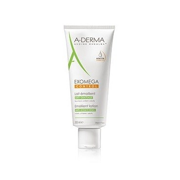 Image of   A-derma exomega control lotion 200 ml
