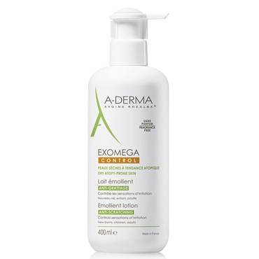 Image of   A-Derma Exomega control Lotion 400 ml