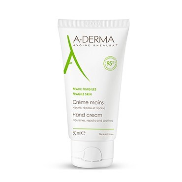 Image of   A-derma hand cream 50 ml