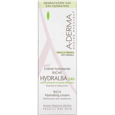 Image of   A-Derma Hydralba 24H Rich Cream 40 ml