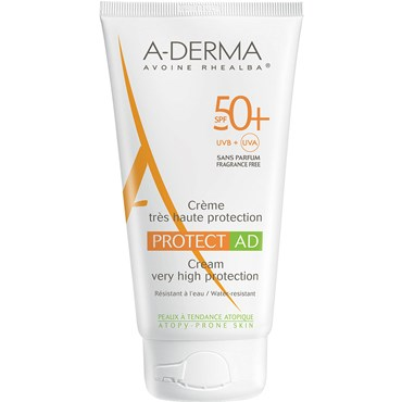 Image of   A-derma protect AD cream spf 50+ 150 ml