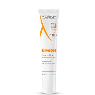 A-derma protect invisis fluid 40 ml thumbnail