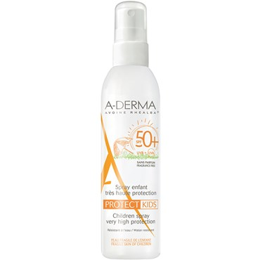 Image of   A-Derma protect kids spray spf 50+ 200 ml