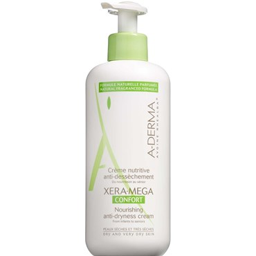 Image of   A-derma xeramega confort cream 400 ml
