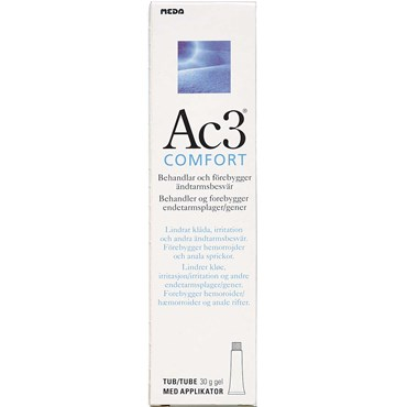Image of Ac3 COMFORT Gel 30 g