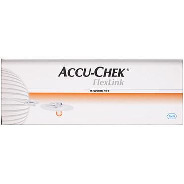 Image of   ACCU-CHEK Flexlink slange 8 mm 110 cm 10 stk