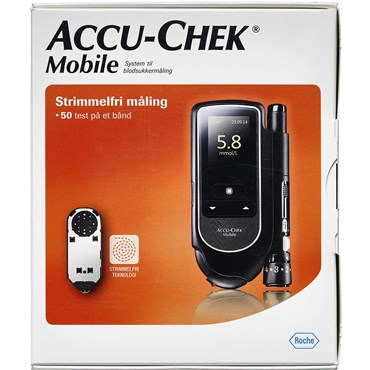 Image of   Accu-Chek Mobile apparat 1 stk