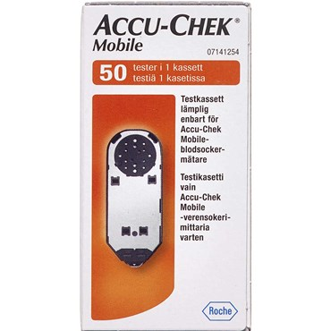 Image of Accu-Chek Mobile test kassette 50 stk