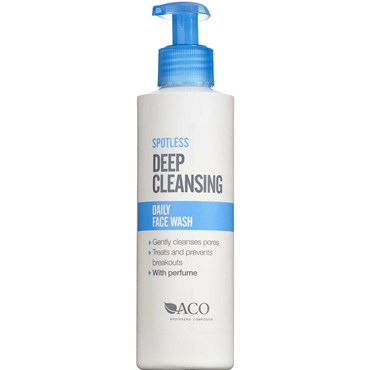Image of   ACO Spotless daily face wash 200 ml