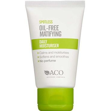 spotless oil free matifying