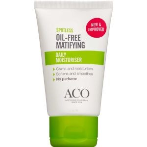 Image of   Aco spotless daily moisturiser 60 ml