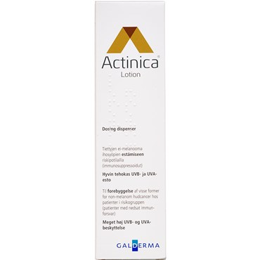 Image of   Actinica Lotion 80 g