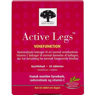 Active Legs tabletter 30 stk thumbnail