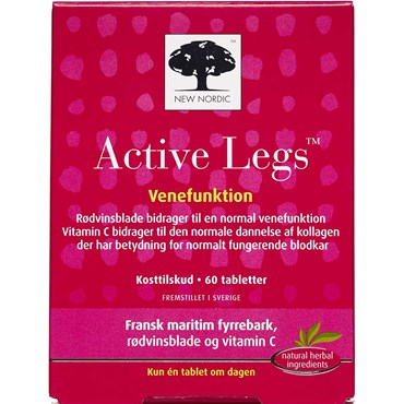 Active Legs tabletter 60 stk thumbnail