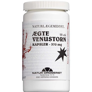 Ægte Venustorn 370 mg Kapsler 90 stk thumbnail