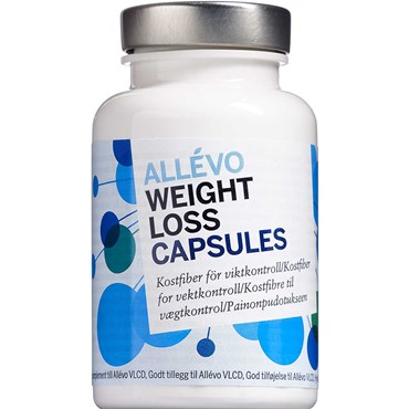 Image of Allevo Weight Loss Capsules 63 stk