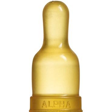 Image of   Alpha Flaskesut med 2 huller 1 stk