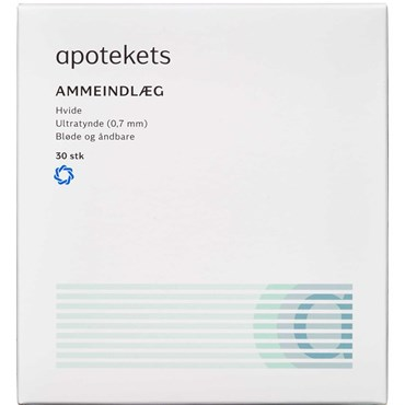 Apotekets ammeindlæg 1 stk thumbnail