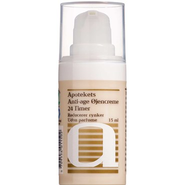 Image of   APOTEKETS ANTI-AGE ØJENCREME 15 ml