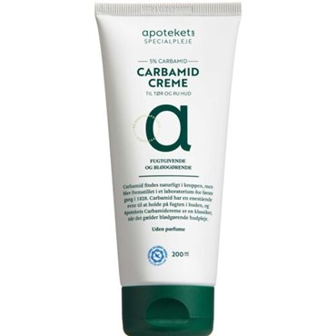 Image of   Apotekets Carbamid Creme 5% 200 ml