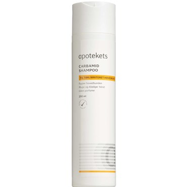 Apotekets carbamid shampoo 250 ml thumbnail