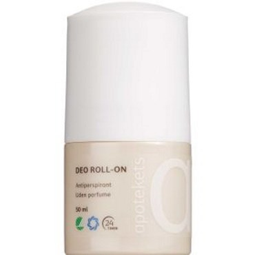 Image of Apotekets Deo Roll-On uden parfume 50 ml