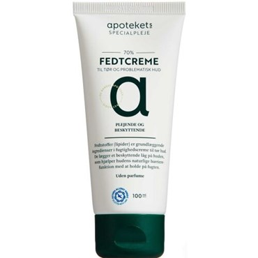 Image of   Apotekets Fedtcreme 70% 100 ml