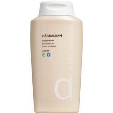 Image of   Apotekets Hårbalsam uden parfume 250 ml