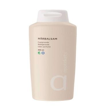 Image of   Apotekets Hårbalsam uden parfume 500 ml