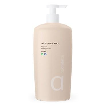 Image of   Apotekets Hårshampoo beige 500 ml