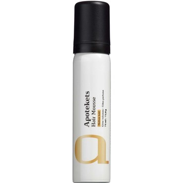 Apotekets Hair Mousse 75 ml thumbnail