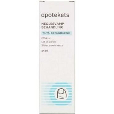Apotekets neglesvamp­behandling 14 ml thumbnail