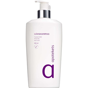 Image of   Apotekets shampoo lilla 500 ml