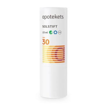 Image of   Apotekets Solstift SPF 30 15 ml