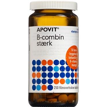 Image of APOVIT B-combin stærk 250 stk