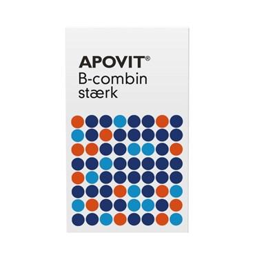 Image of Apovit B-combin stærk tabletter 100 stk