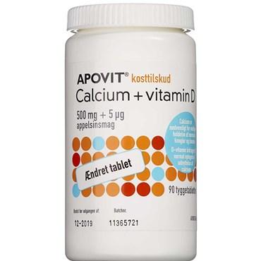normal d vitamin værdi