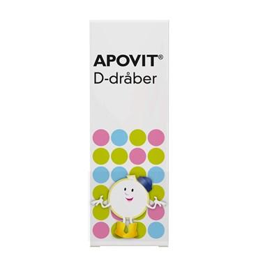APOVIT D-dråber 10 ml thumbnail