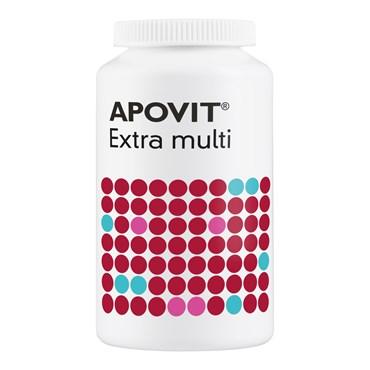 Image of Apovit ekstra multi tabletter 200 stk