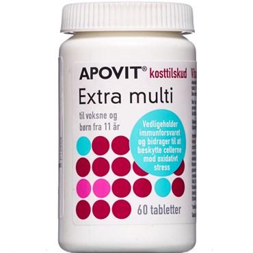 Image of Apovit Extra Multi 60 stk