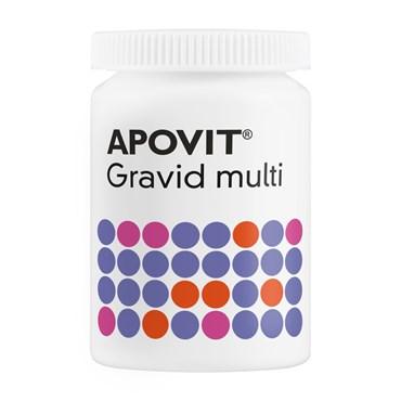 Image of Apovit gravid multi tabl 100 stk