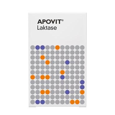 Image of Apovit Laktase tabletter 60 stk