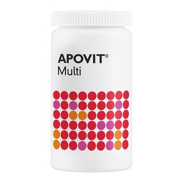 Image of Apovit Multi Voksen 200 stk